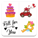 Love Sticker Pack icon