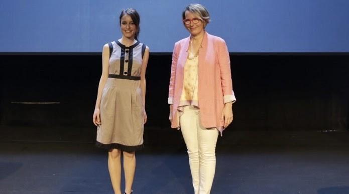 Andrea Levy y Natalia Menéndez