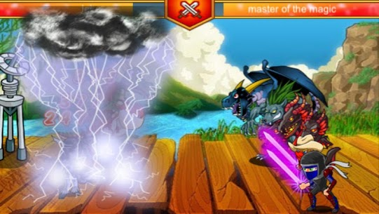 Avatar Fight – MMORPG game 6.6.1 APK + MOD Download 3
