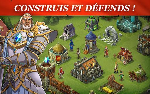 Code Triche StormBorn: Guerre des légendes apk mod screenshots 4