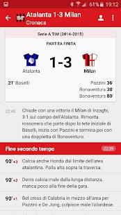 Milan News - screenshot thumbnail