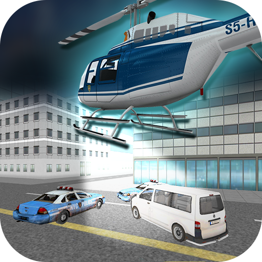 Police Helicopter Simulation