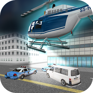 Police Helicopter Simulation for PC and MAC