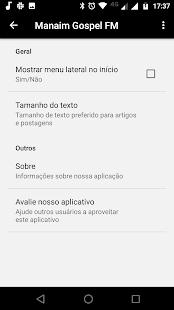 Manaim Gospel FM for PC-Windows 7,8,10 and Mac apk screenshot 4