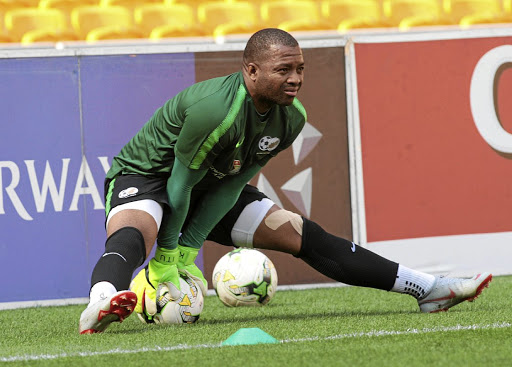 SA's No 1 goalkeeper IItumeleng Khune is expected to provide a solid last line of defence for Bafana Bafana as they face minnows Seychelles at FNB Stadium tomorrow.