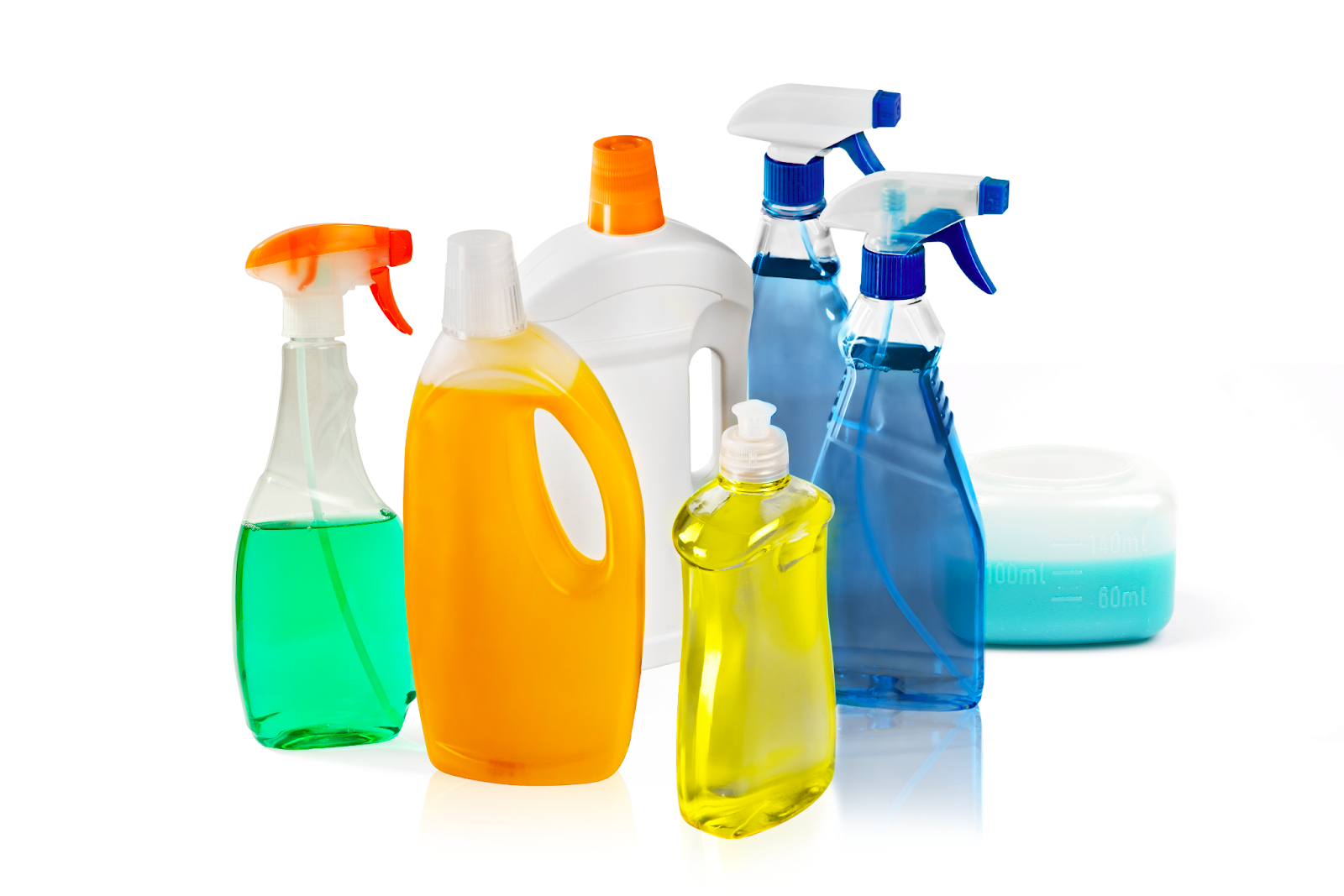 Common Cleaning Agents