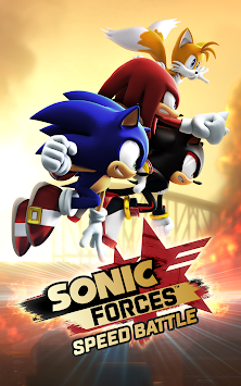 Sonic Erők: Speed ​​Battle APK screenshot thumbnail 15