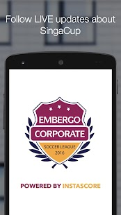 Embergo Corporate Soccer screenshot