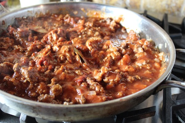 Add remaining ingredients, reduce heat and simmer for at least 30 minutes (the longer,...