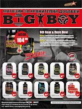 Photo: Проект на рекламна страница в списание Олимп. Изработено за www.bigboyshop.net