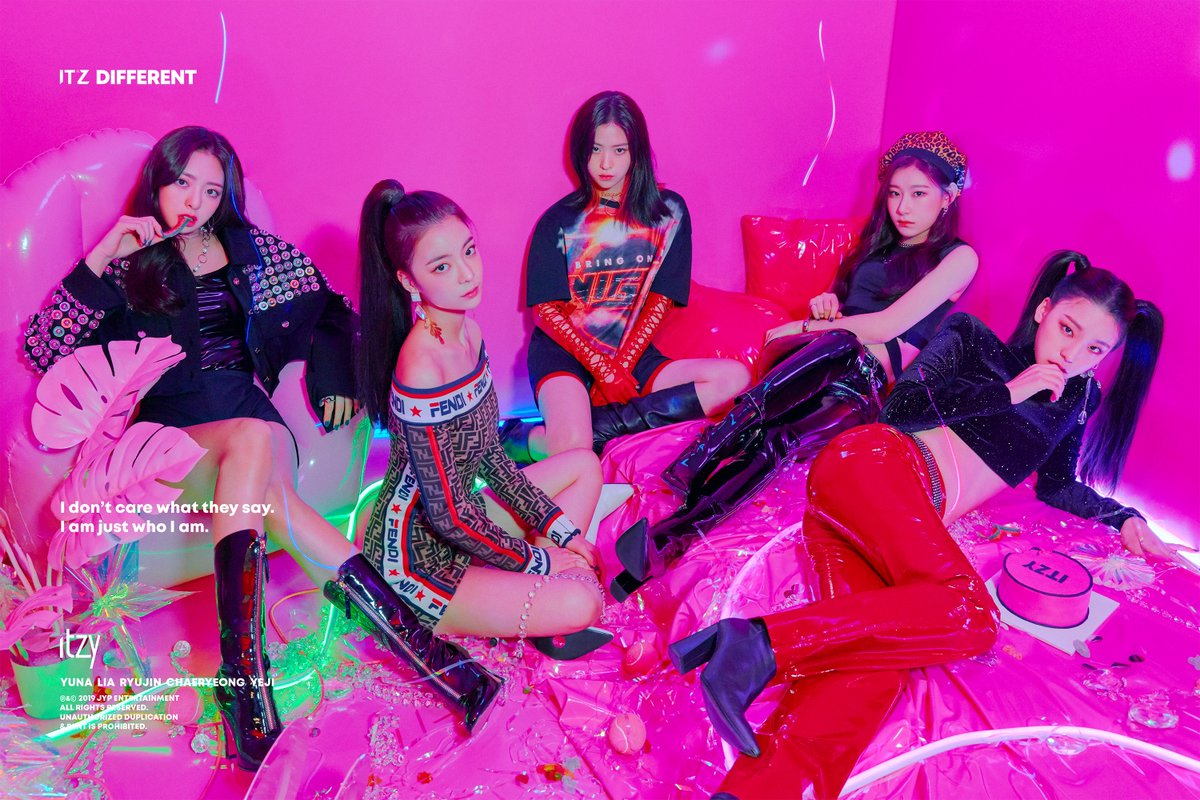 itzy first teaser images 1