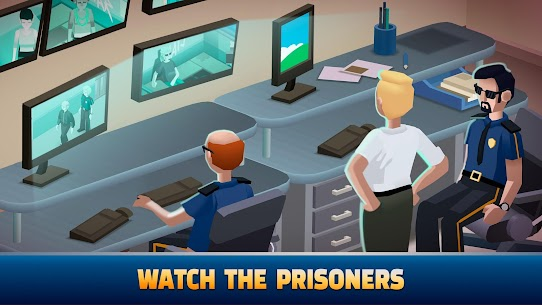 Idle Police Tycoon – Cops Game (Unlimited Money) 4