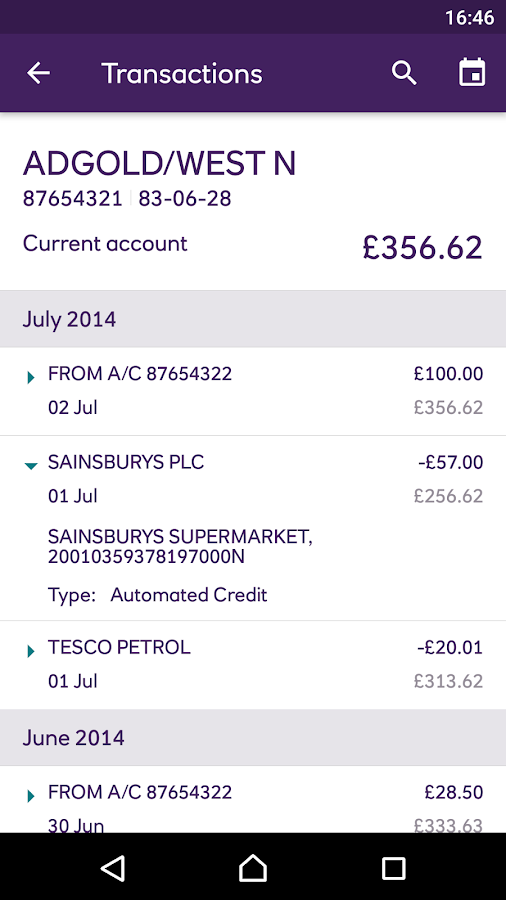 Nat West Personal Banking