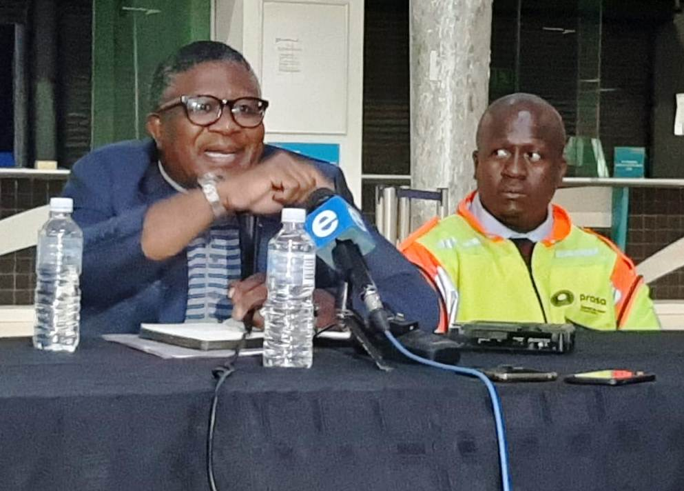 Mbalula criticises Treasury after unpaid power bill halts Western Cape trains - TimesLIVE