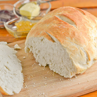 Easiest Homemade Bread.