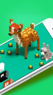 Voxly - Color by Number 3D, Unicorn pixel art Screenshot