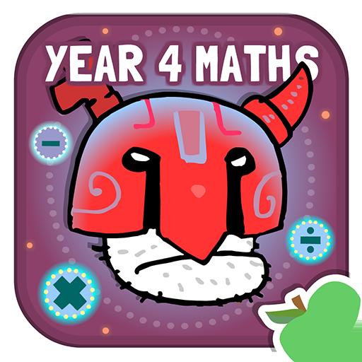 Crazy Maths Adventure -  Age 8 - 9 Year 4 LITE