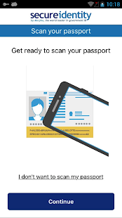 SecureIdentity- screenshot thumbnail