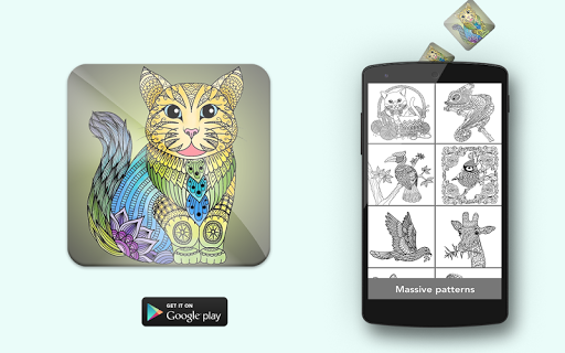 玩免費遊戲APP|下載Coloring pages Animals 4 kids app不用錢|硬是要APP