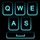 Neon teclado icon