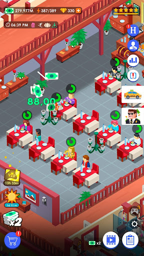 Hotel Empire Tycoon - Idle Game Manager Simulator 1.8.4 screenshots 6