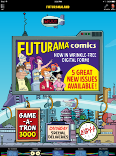 Futuramaland- screenshot thumbnail
