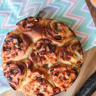 Pizza Share Bread.