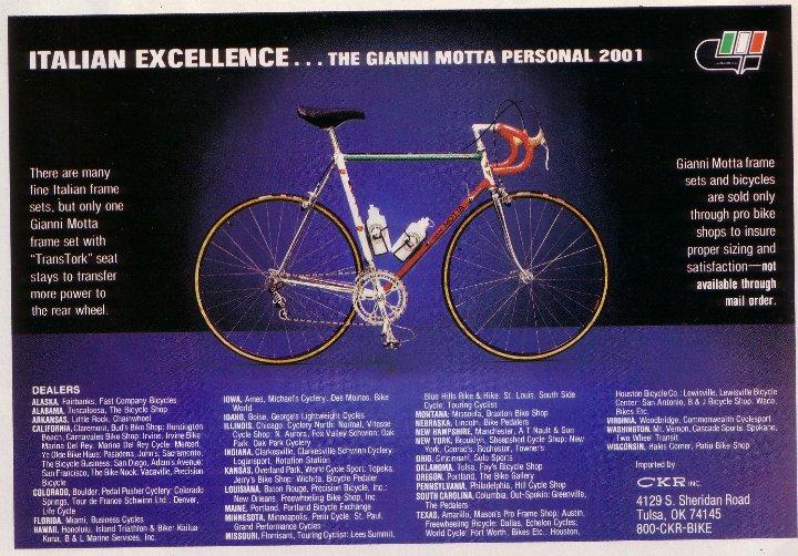 Gianni Motta Bike Bike Forums
