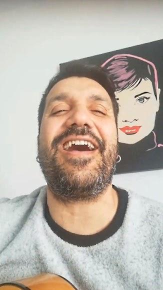 El carnavalero Onofre Cortés.