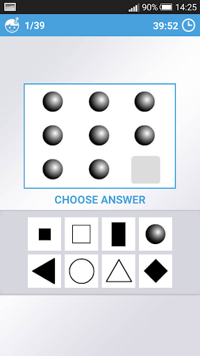 Download Mensa IQ Test Google Play softwares - aVUiFi0Y2TRE | mobile9