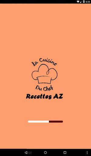 Recettes AZ - Cuisine