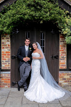 Photo: Here is a great shot taken at the wedding of Laura & Brett at Lainston House near Winchester. We all had so much fun during the wedding photography both with Laura & Brett and their wedding guests!  VISIT www.asrphoto.co.uk for more details.