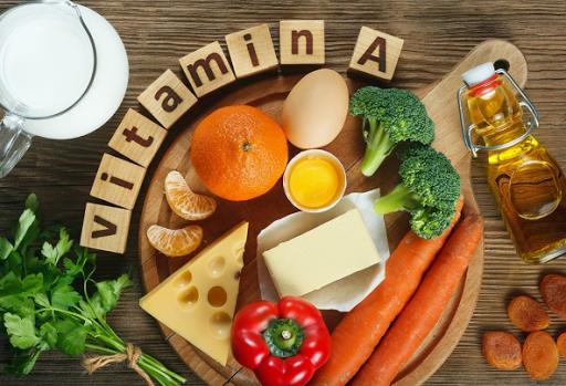 Kết quả hình ảnh cho vitamin A
