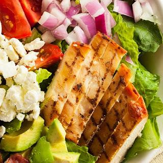 The 10-Day Tummy Tox Chicken Avocado Salad Recipe