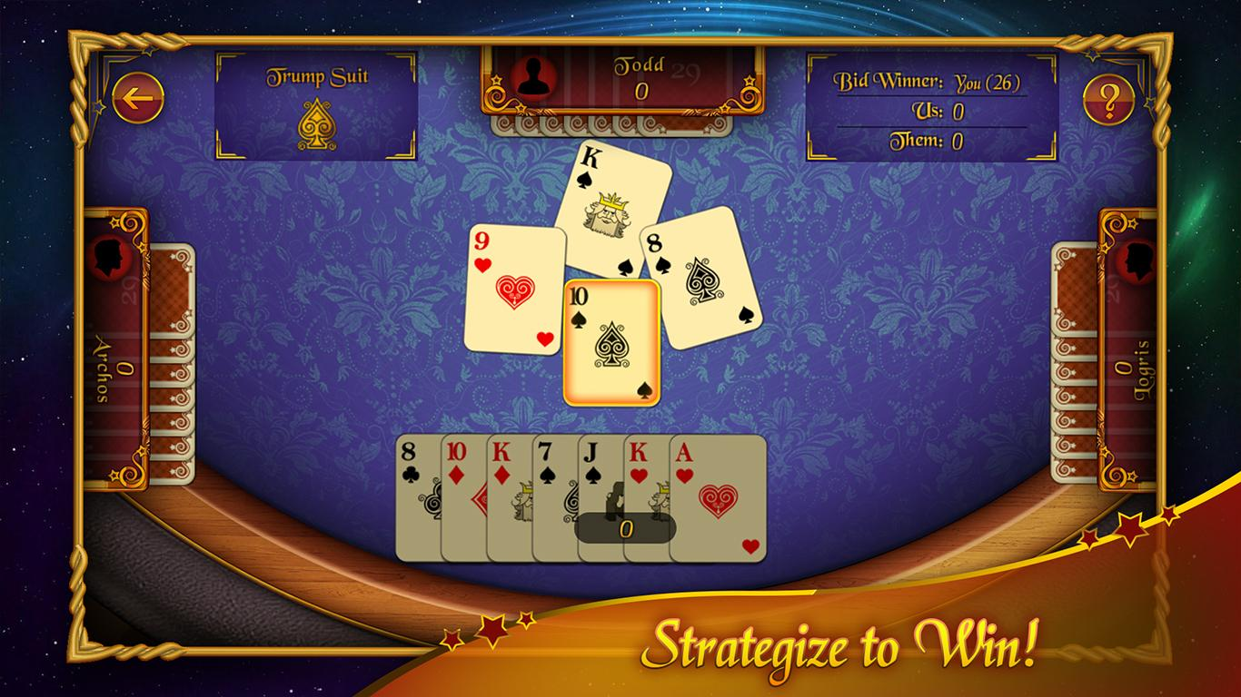 29 Card Game- screenshot