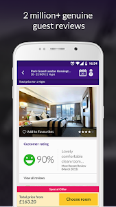 LateRooms: Find Hotel Deals screenshot 2