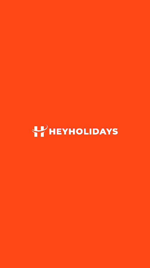 HeyHolidays- screenshot