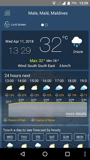 weather 8.6.8 Screenshots 2
