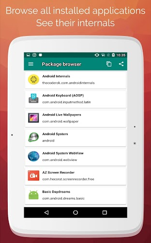 Android Internals - Device ID, Apps Info and more APK 1 0
