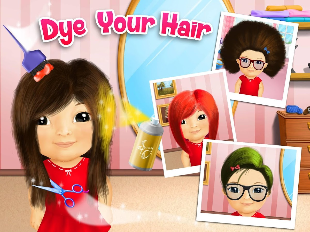 Sweet baby girl beauty salon android apps on google play