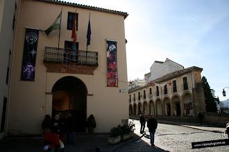 Photo: 13: El Convento de Santo Domingo fue erigido por los dominicos, lo mandaron construir los Reyes Católicos tras la conquista de Ronda en 1485. En el s. XVI el Tribunal de la Inquisición tuvo su sede aquí. Estilos, gótico, renacentista y mudéjar