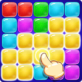 Jelly Cube Pop 2019:Crush cubes