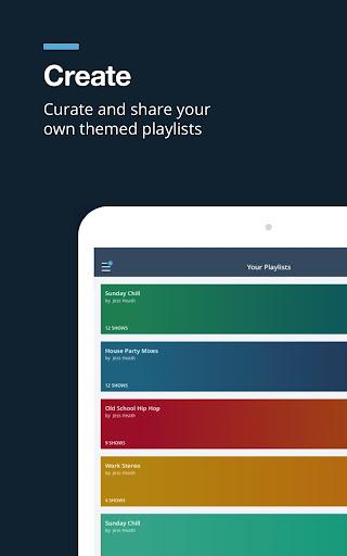 Mixcloud - Radio & DJ mixes 25.4.0 17