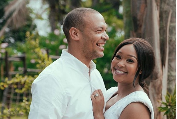 Minnie Dlamini gushes over her hubby: 'I knew I wanted his babies' - TimesLIVE