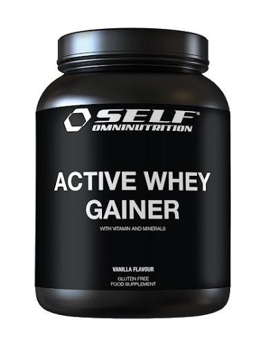 Self Active Whey Gainer 2kg - BananaToffiee
