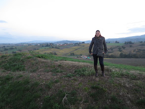 Photo: In Umbrian Wine Country