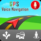GPS trực tiếp, điều hướng bằng giọng nói và bản đồ Mod