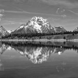 by Dave Meng - Black & White Landscapes