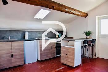 Appartement meublé 2 pièces 29,4 m2