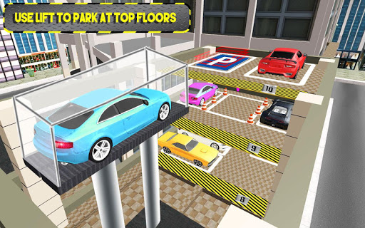 Home Car Parking Adventure: Free Parking Games  screenshots 4